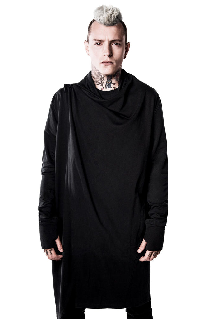 Prophecy Infernal Cowl Neck Top [B]