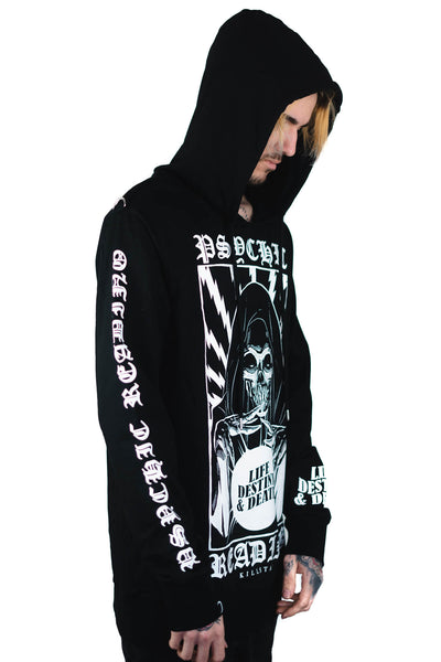 Psychic Pull-Over-Hoodie