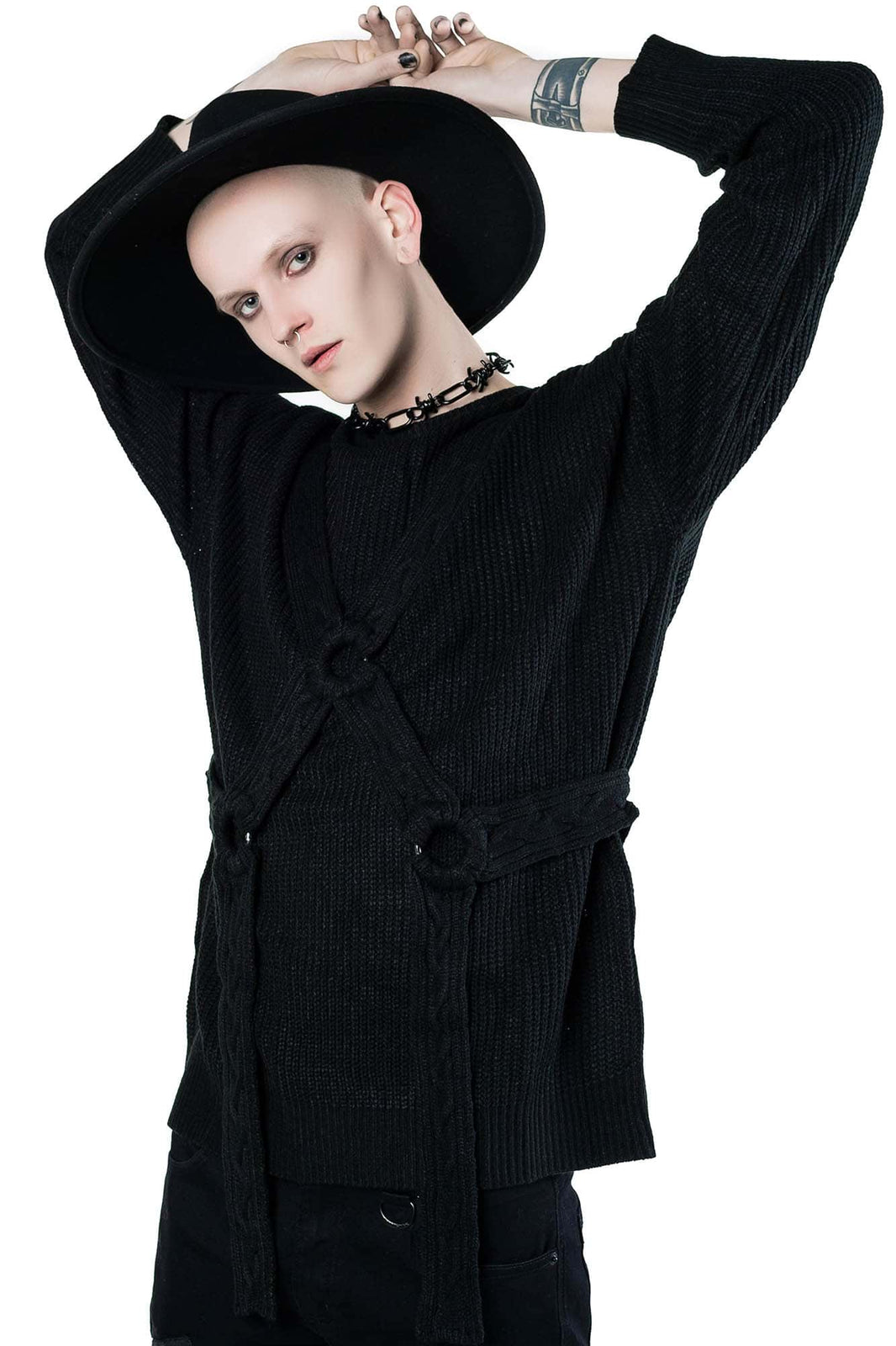 Pythia Knit Sweater
