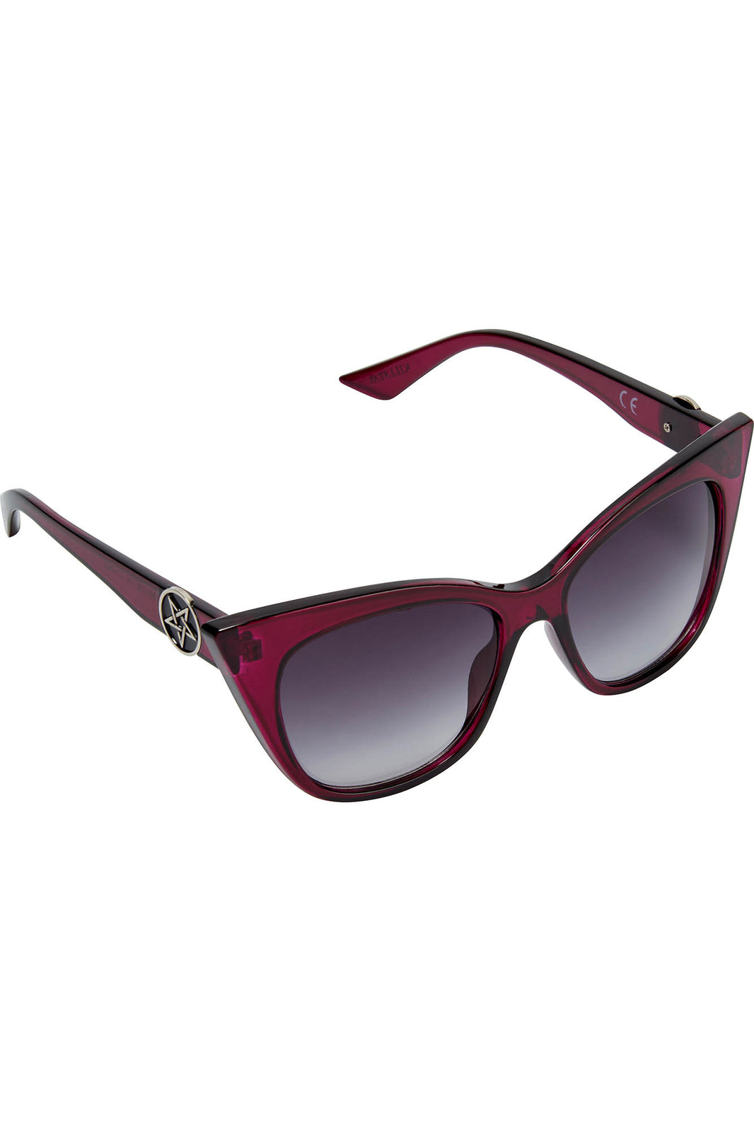 Rayz Up Sunglasses [VIOLET]
