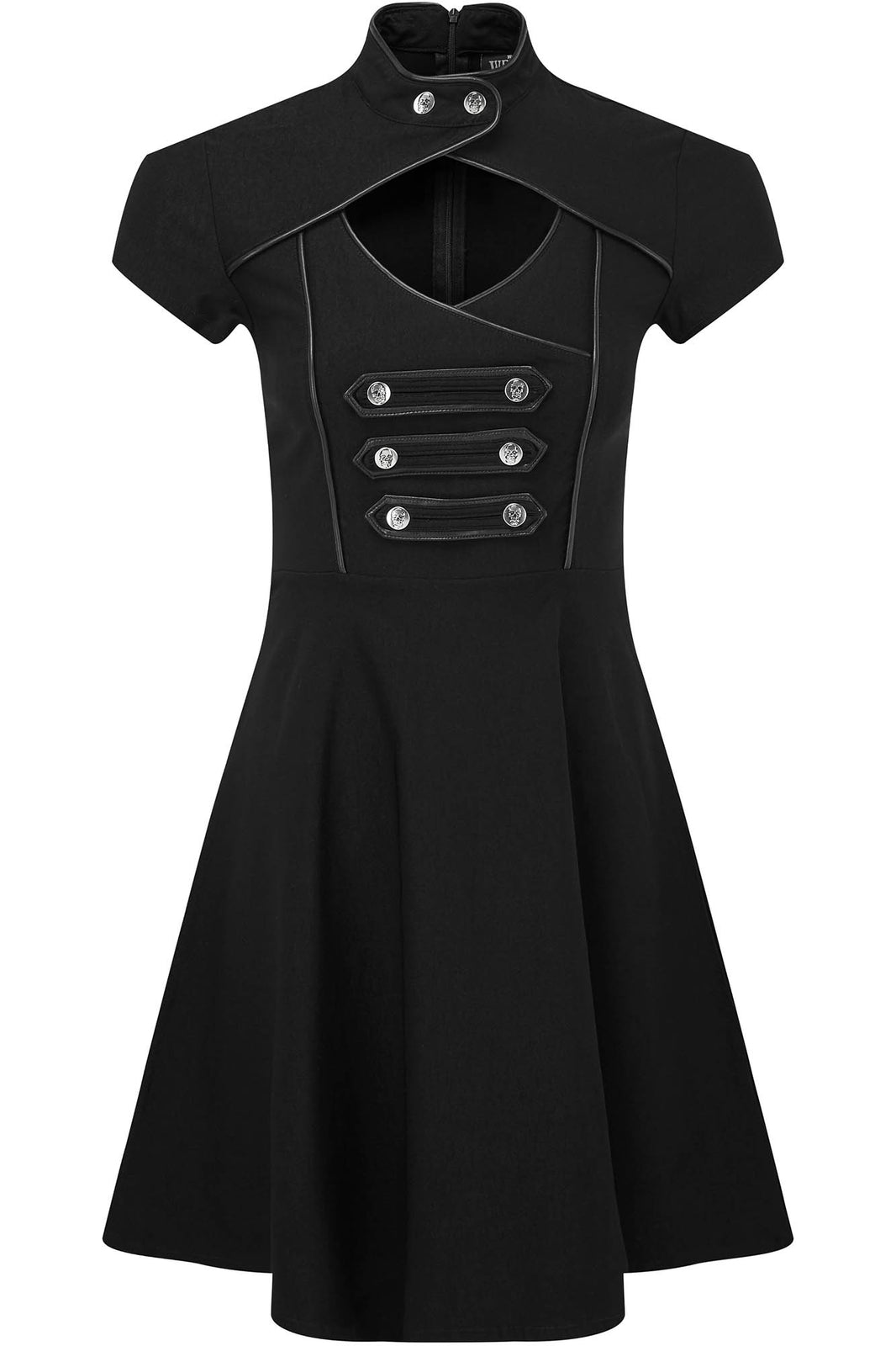 Regiment Skater Dress