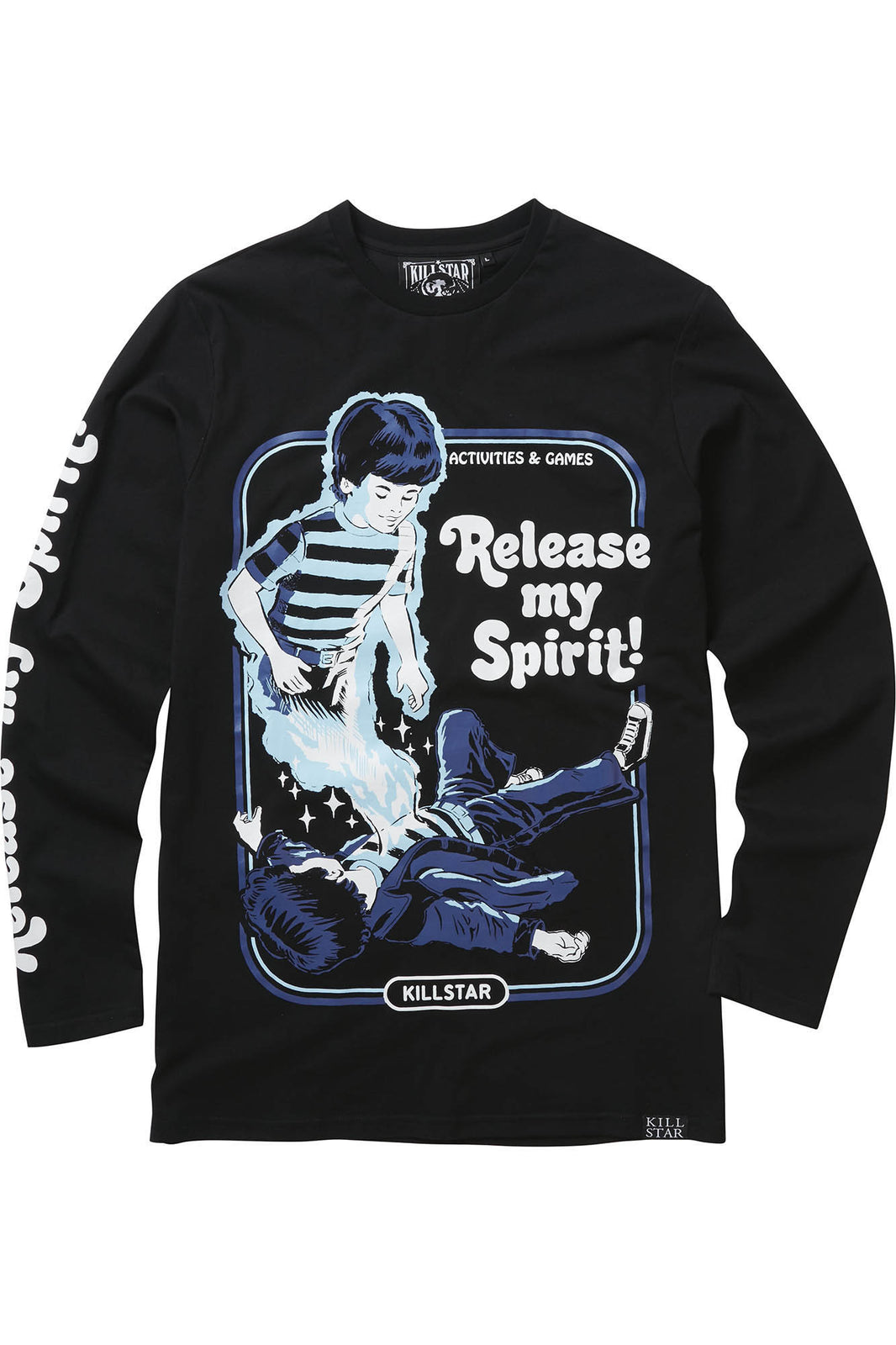 Release My Spirit Long Sleeve Top