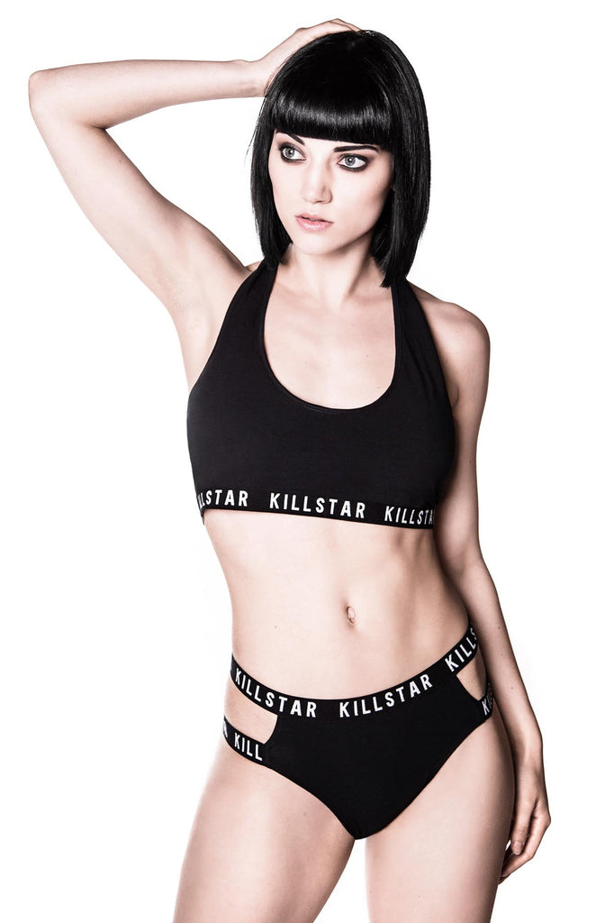 Rise N Rule T-Back Halter [B]