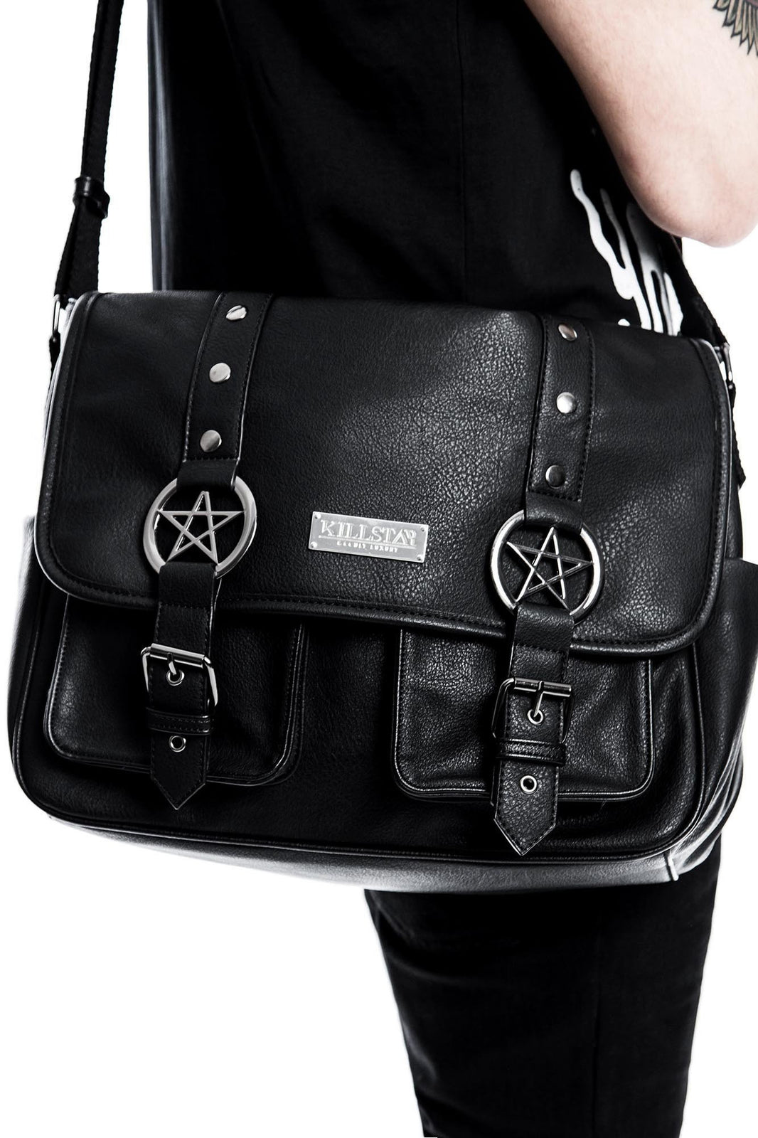 Ritual Ring Messenger Bag [B]
