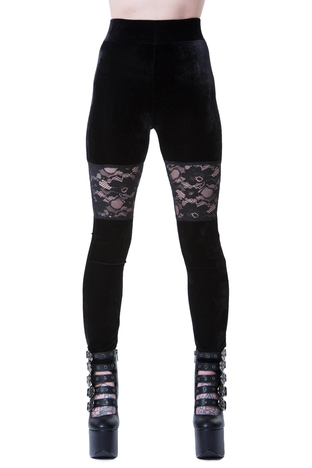 Rose Merry Leggings [B]