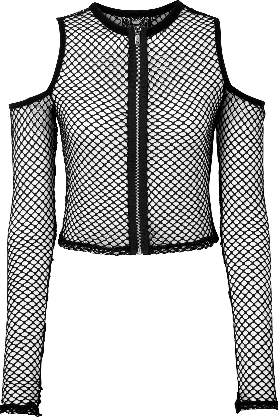 Roxx Fishnet Top