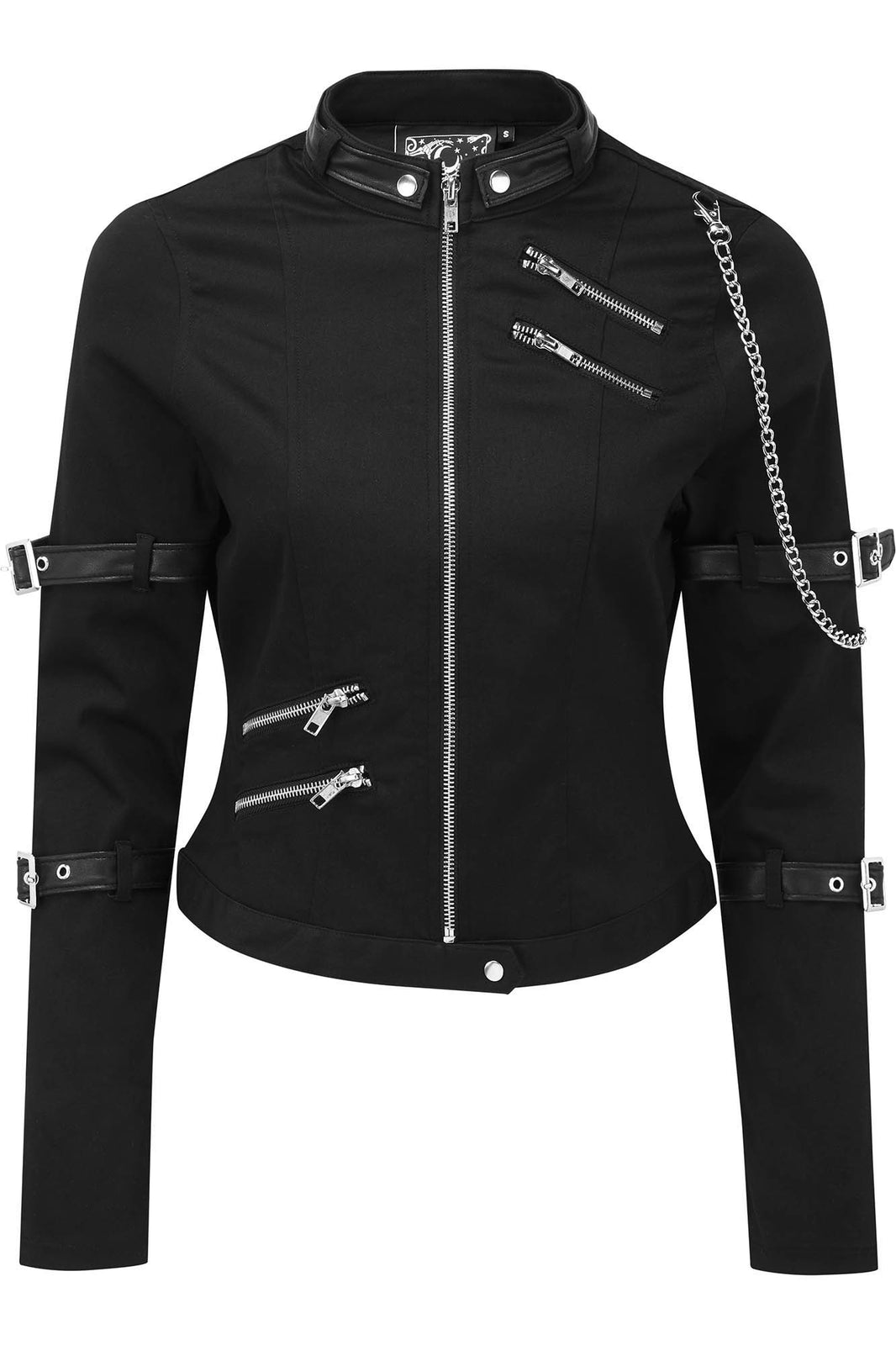 Roz Zip Jacket [B]