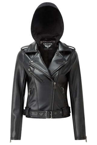 CLOTHING WOMENS LEATHER