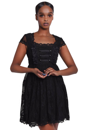 Sacramental Lace Dress