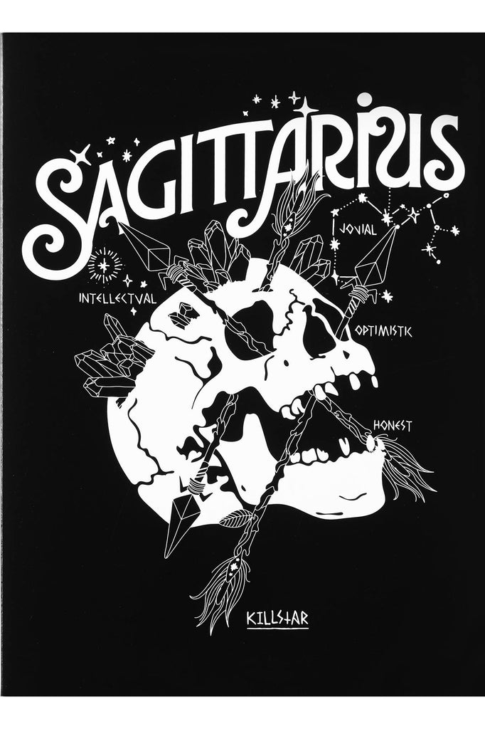 Sagittarius Greeting Card