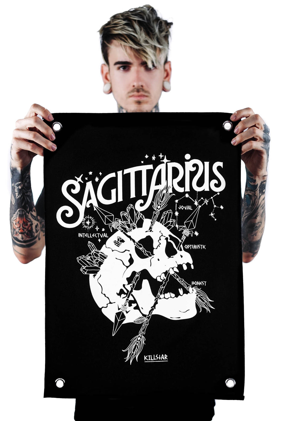 Sagittarius Mini Tapestry