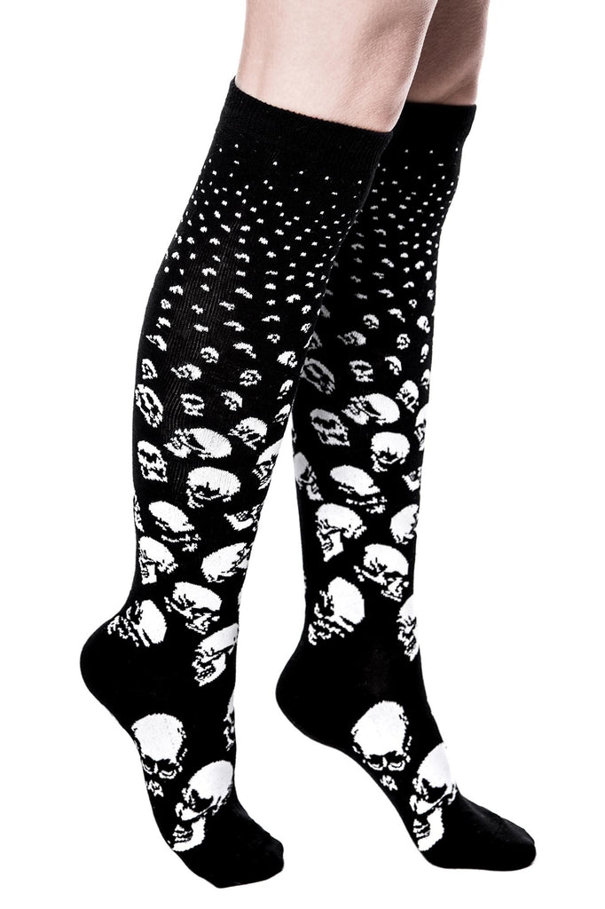 Scully Long Socks [B]
