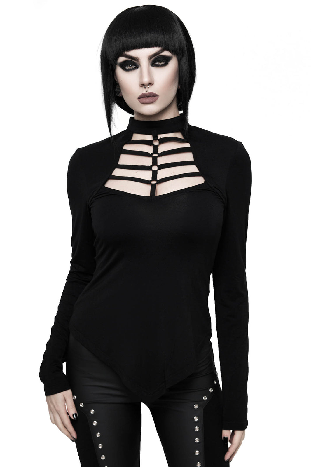 Sceptre Long Sleeve Top
