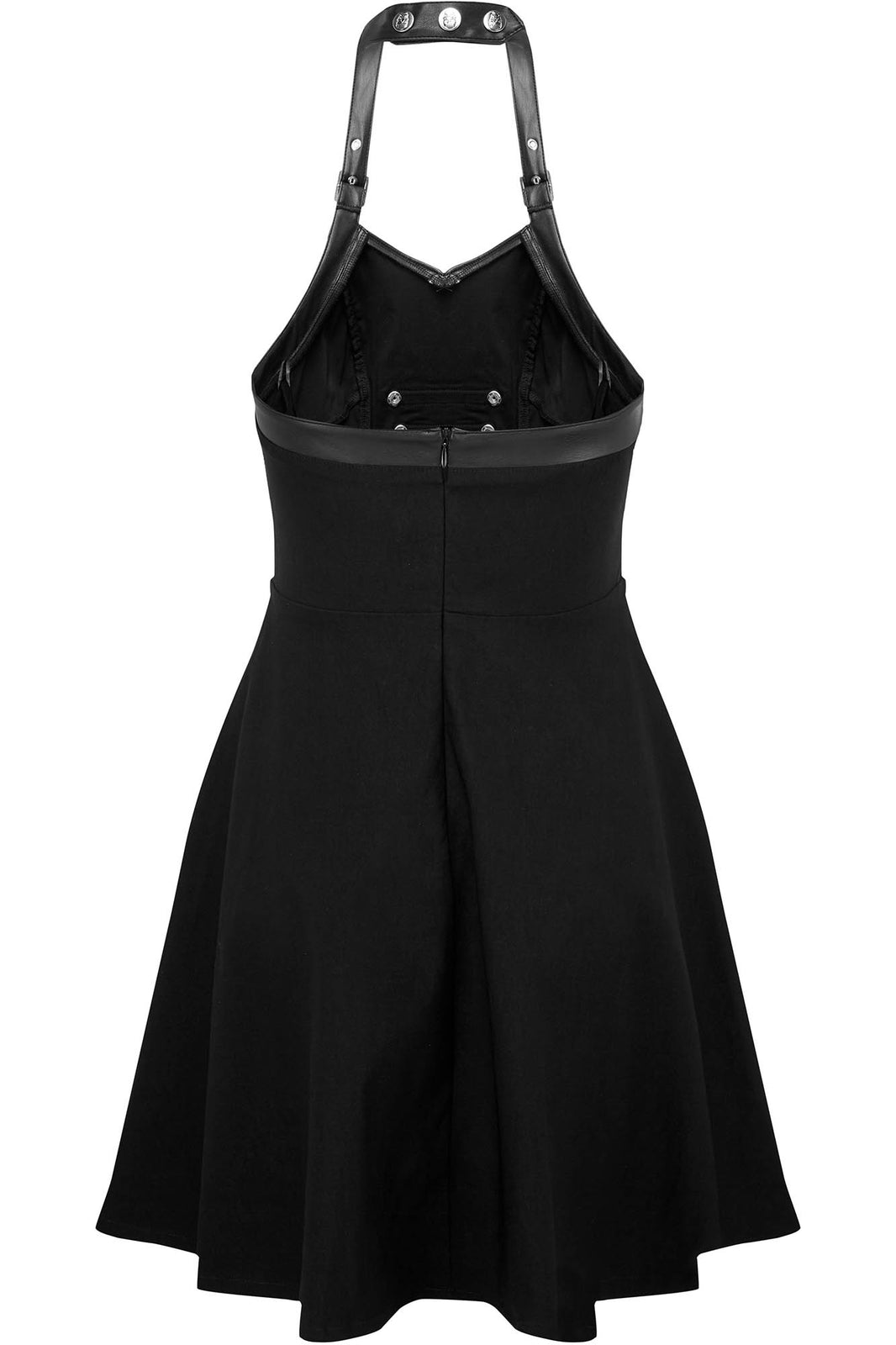 Sergeants Skater Dress