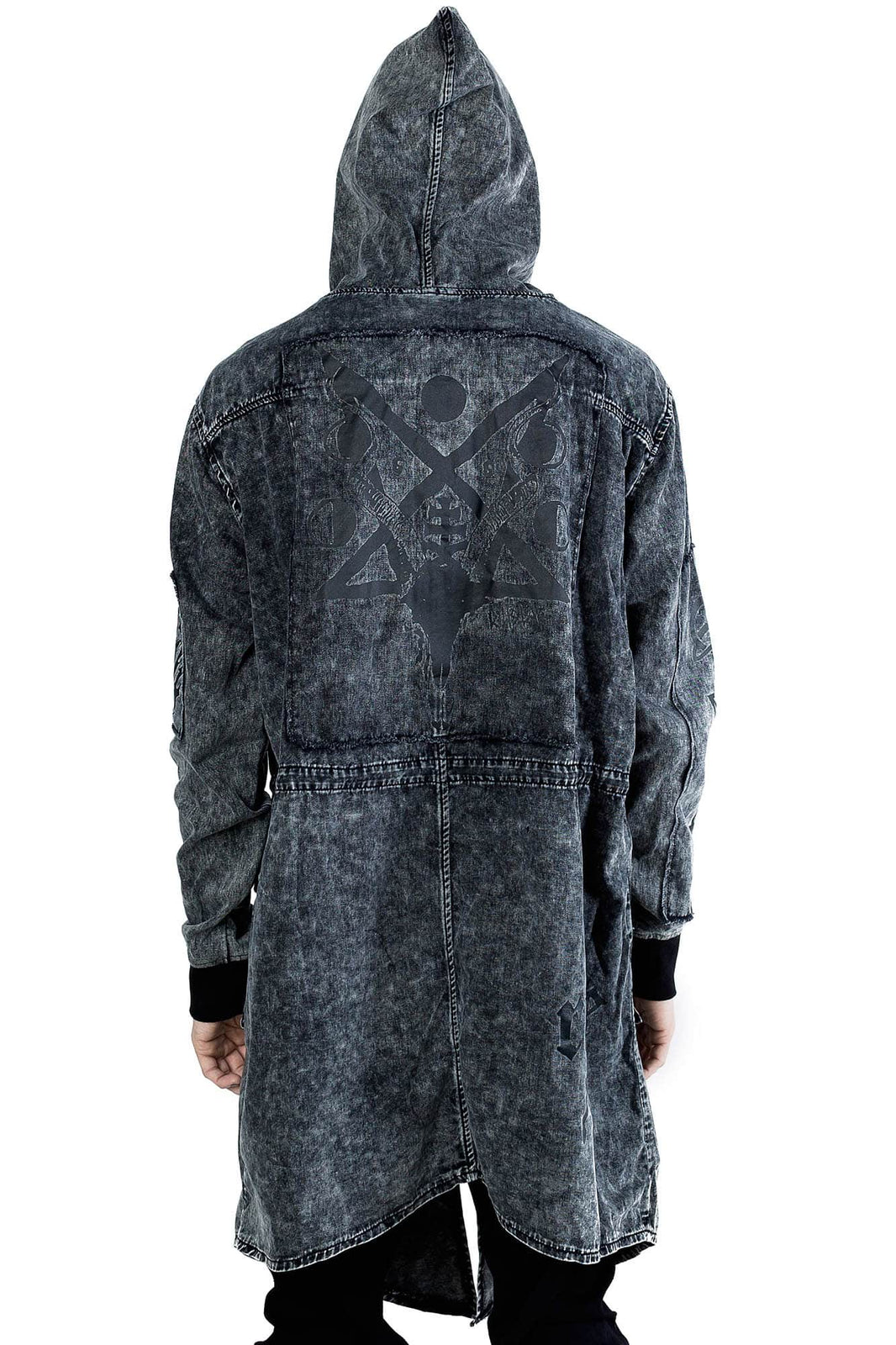 Serpents Parka Jacket