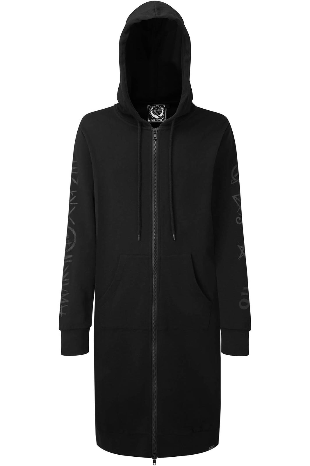Shapeshifter Long Hoodie