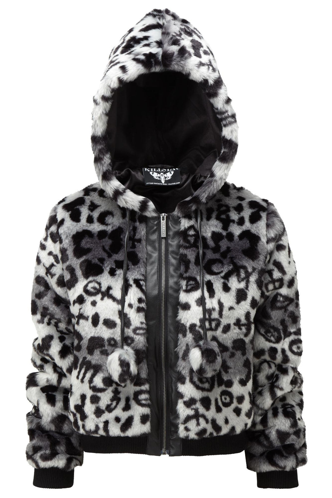 Sinergy X Marks The Spot Fur Bomber [B]