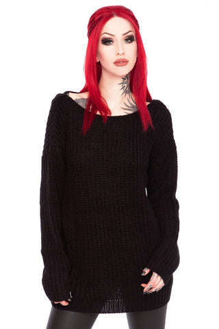 CLOTHING WOMENS SWEATERS + KNITS