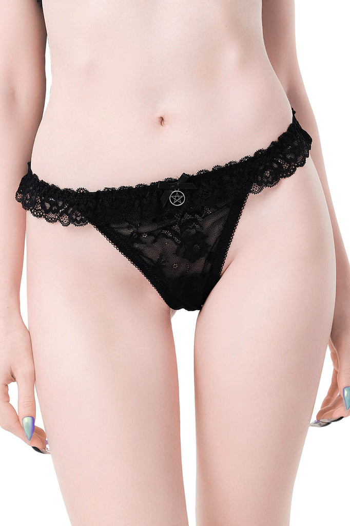 Sisters In Sin Lace Panty