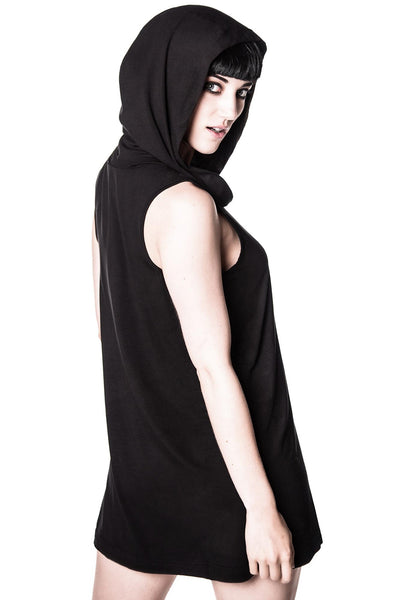 Sorrow Hood Dress [B]