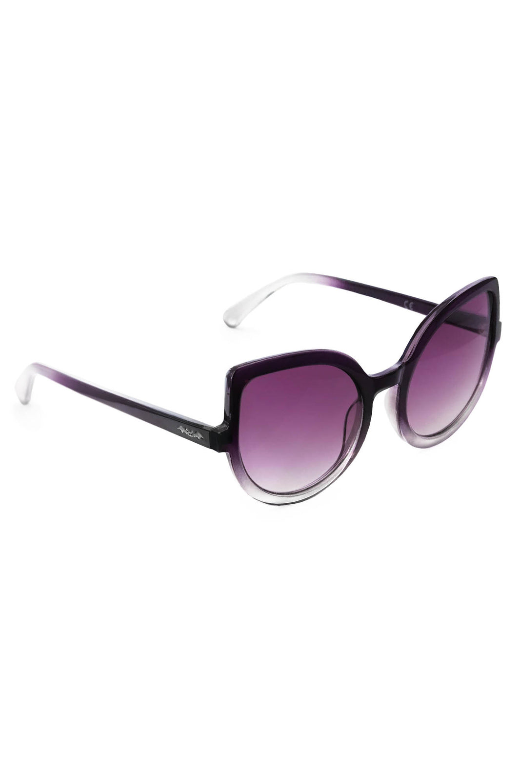 Space Kitty Sunglasses Purple