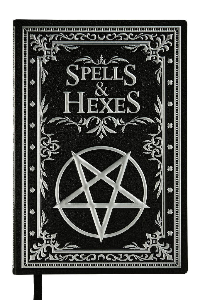 Spells & Hexes 3D Journal [B]