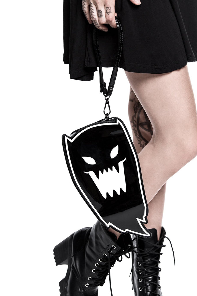 Spooky Mini Me Clutch Bag [B]