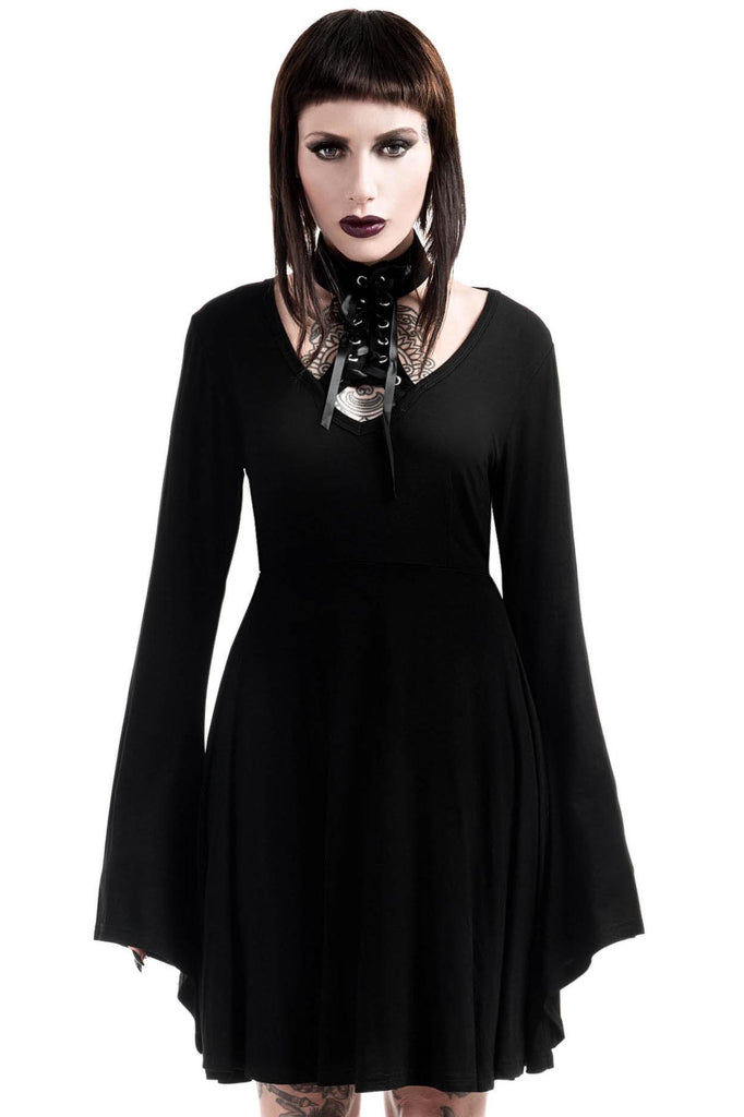 Spyda Lace-Me-Up Dress [B]