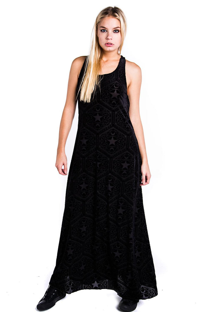 Stargazer Maxi Dress [B]