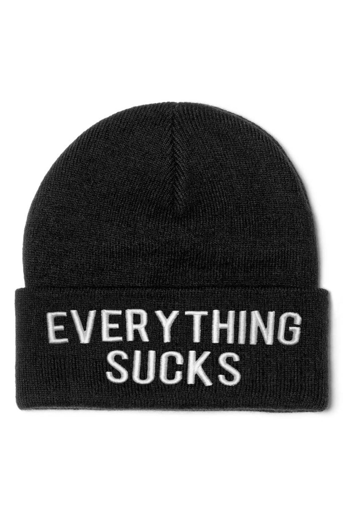 Everything Sucks Beanie [B]