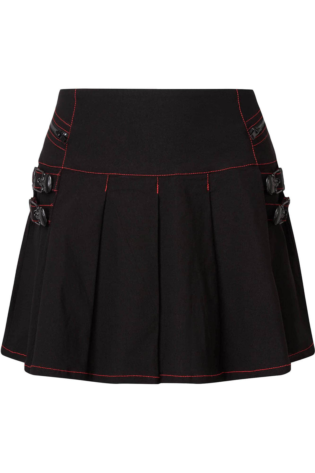 Sweet Oblivion Mini Skirt [PLUS]