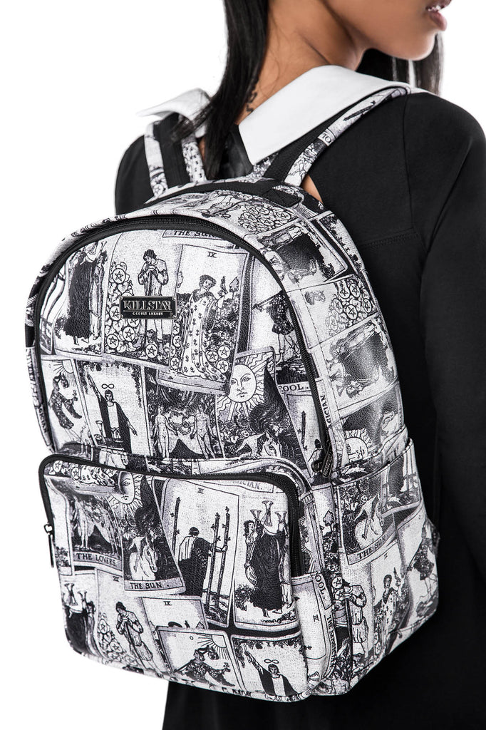 Tarot Backpack [B]