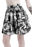 Tarot No Prediction Skirt [B]