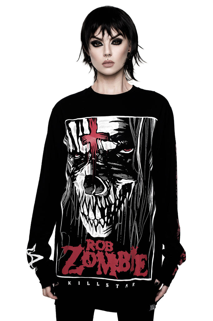 The End Long Sleeve Top [B]
