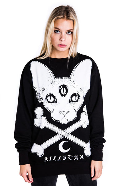 Third Eye Sweatshirt [B]