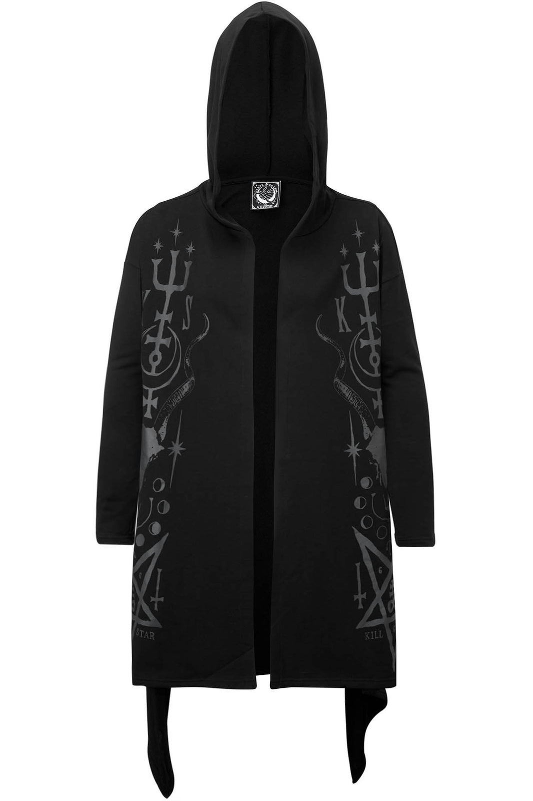 Town Scryer Hooded Cardigan [PLUS]
