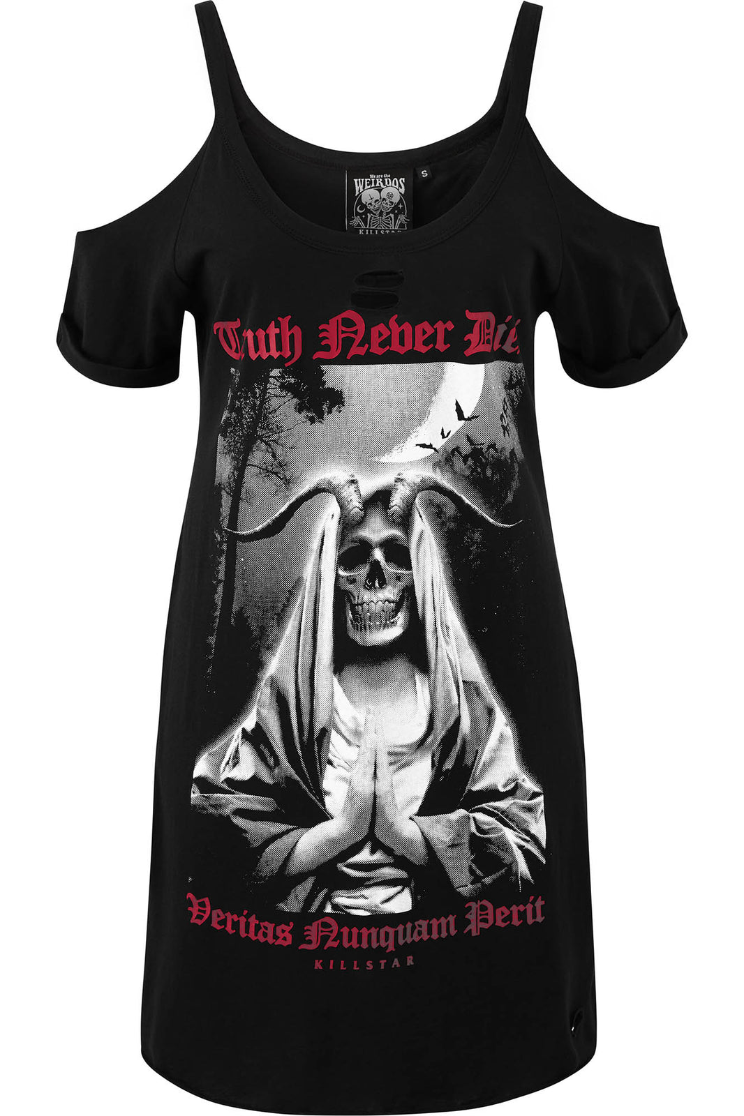 Truth Distress Top