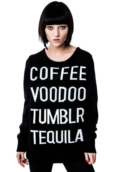 Tumblr Knit Sweater [B]