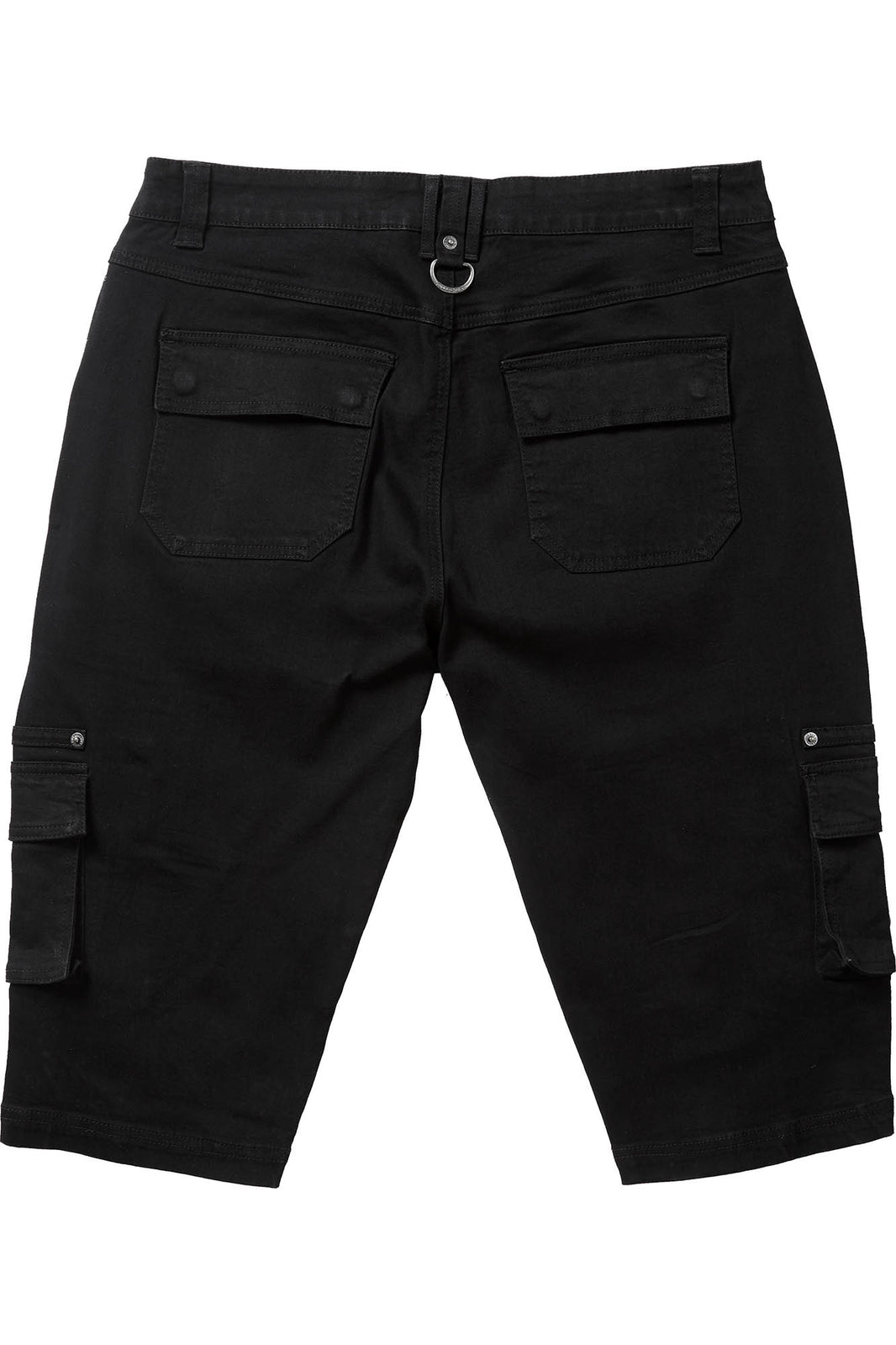 Twisted Cargo Shorts [B]