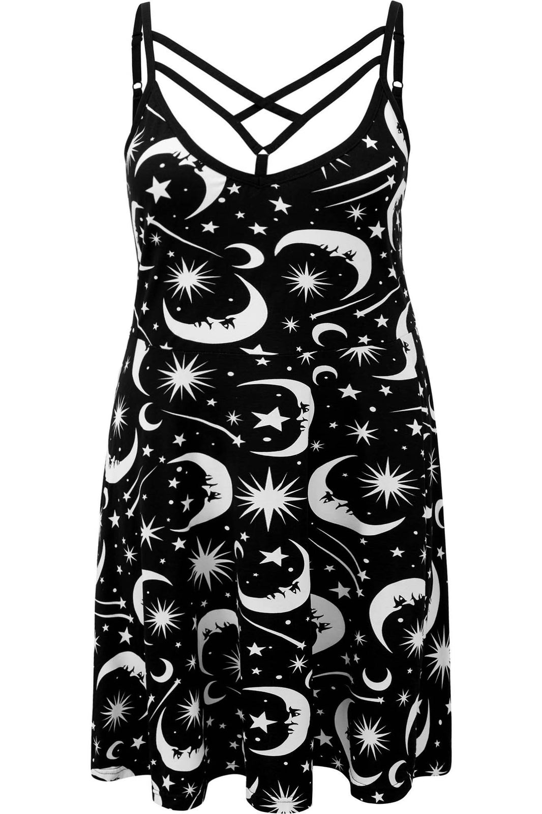 Under The Stars Sundress [PLUS]