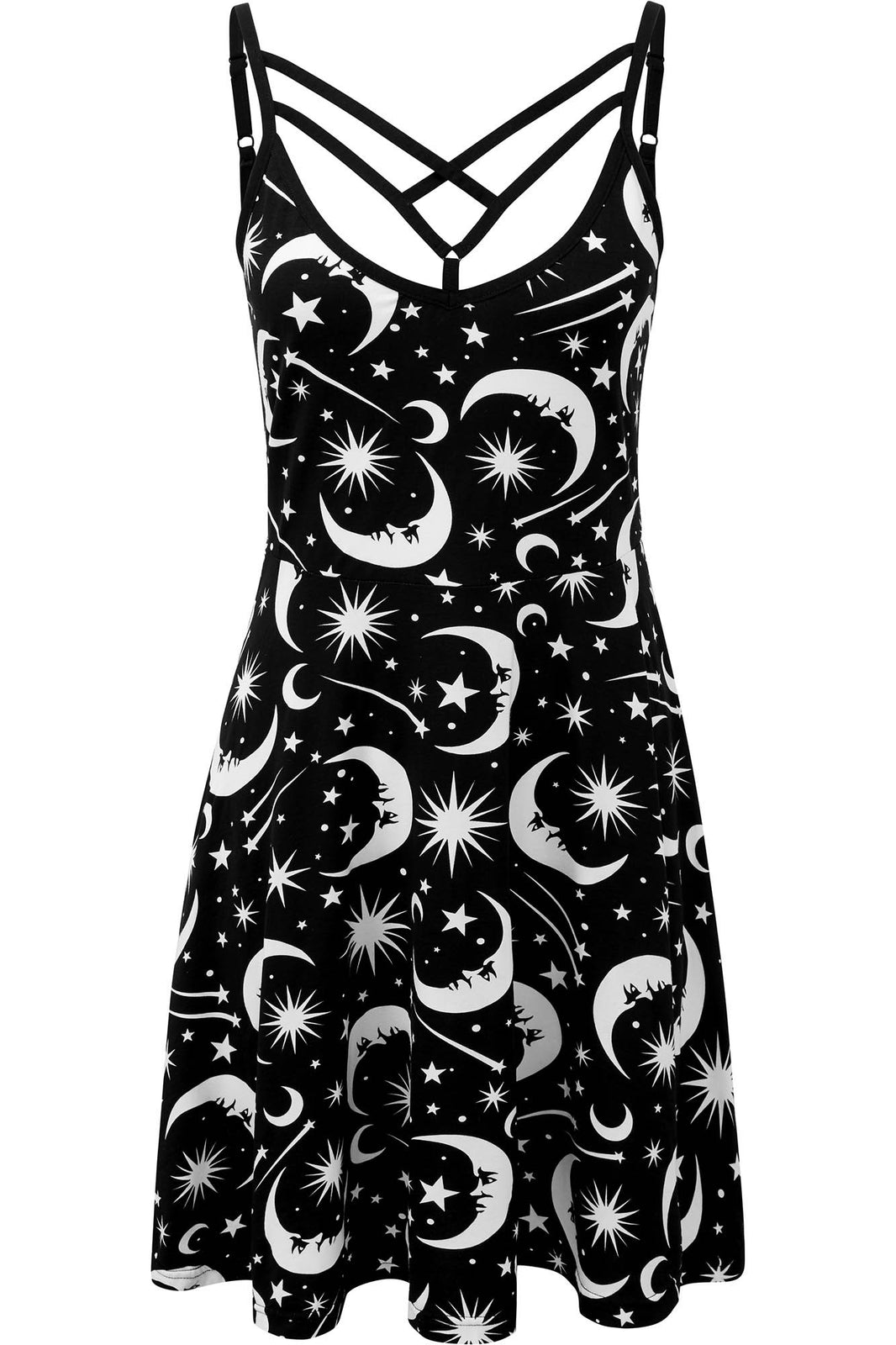 Under The Stars Sundress