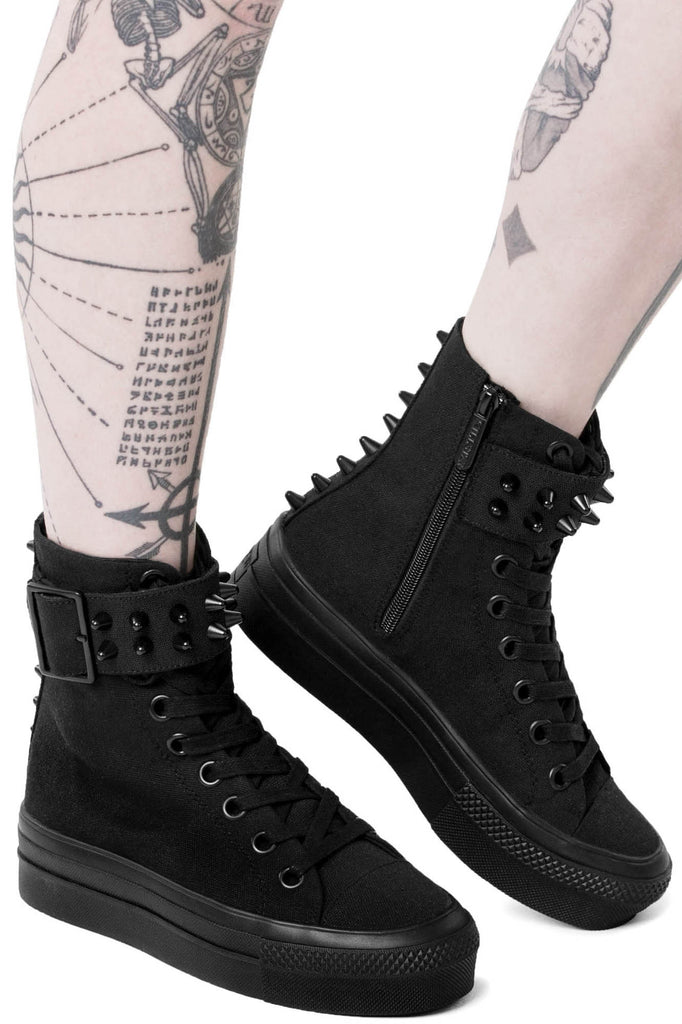 Unholy High Tops [B]