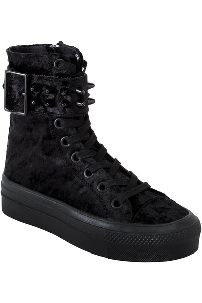 Unholy High Tops [VELVET]