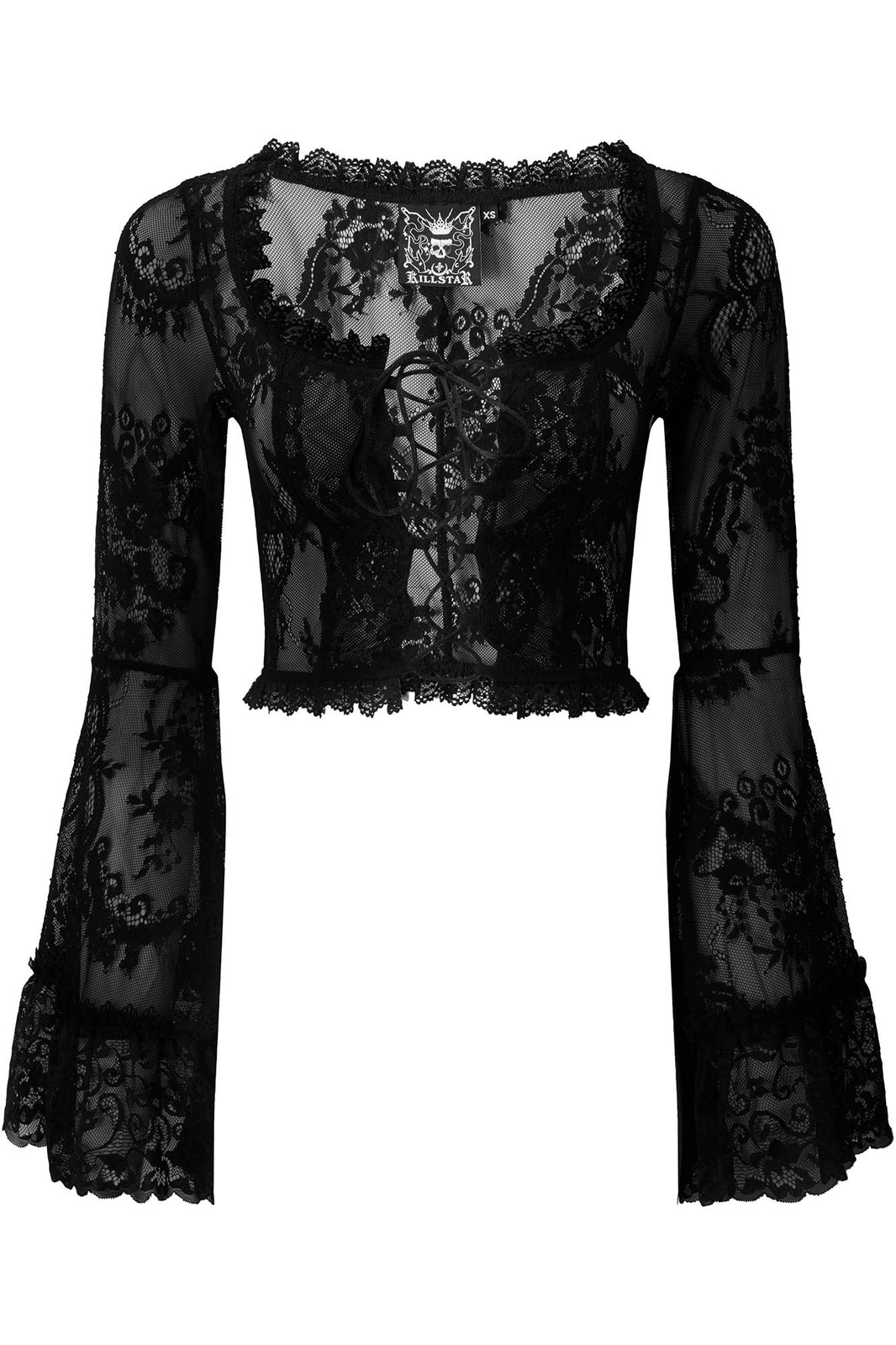 Verena Lace Maiden Top