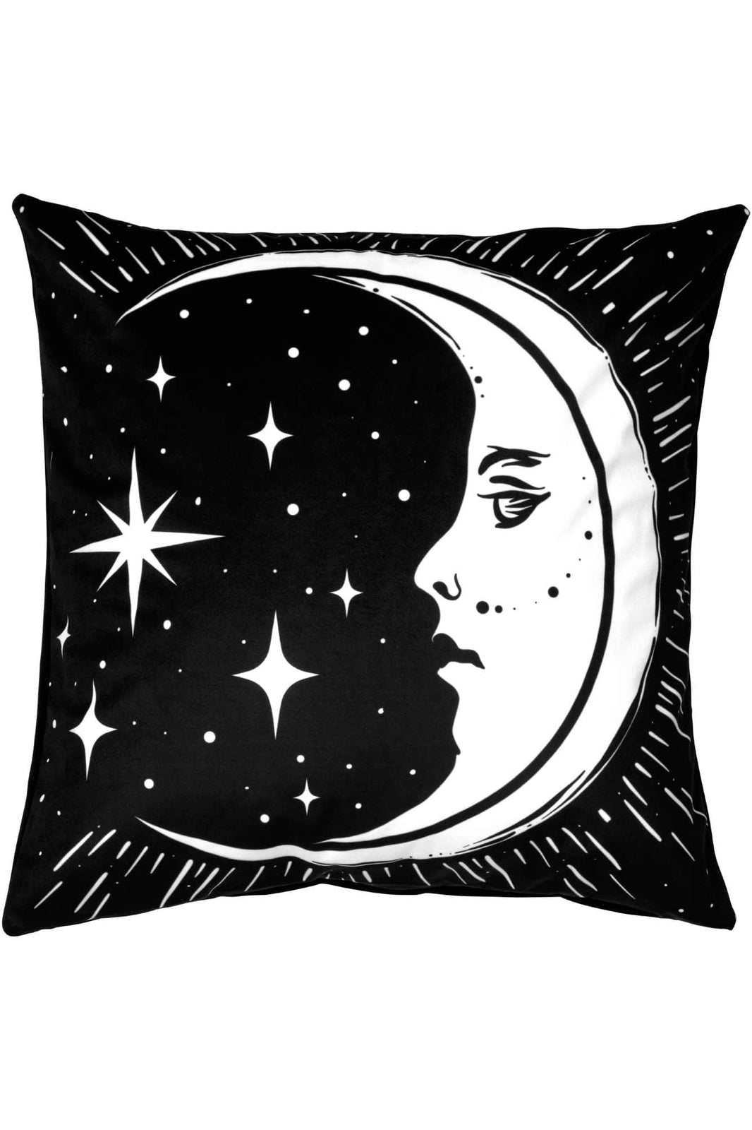 Vintage Moon Cushion Cover