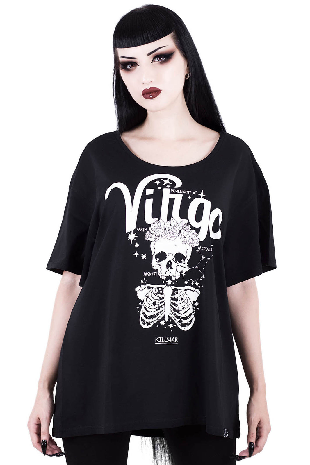 Virgo Relaxed Top [B]