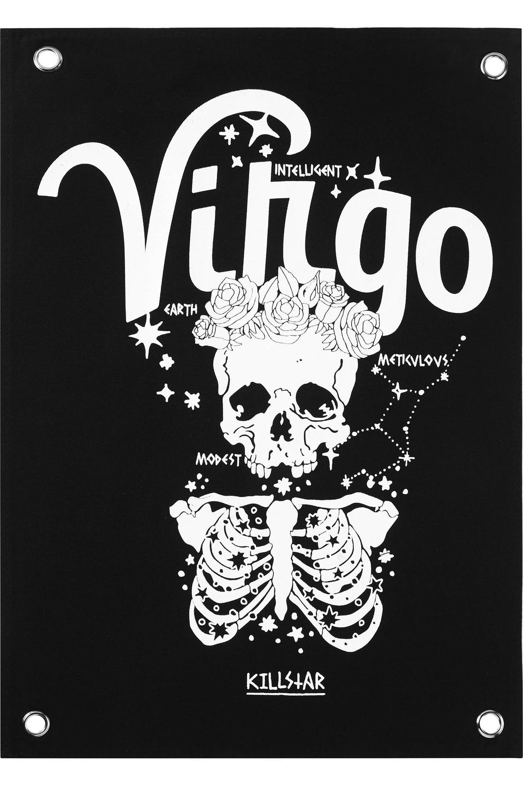 Virgo Mini Tapestry [B]