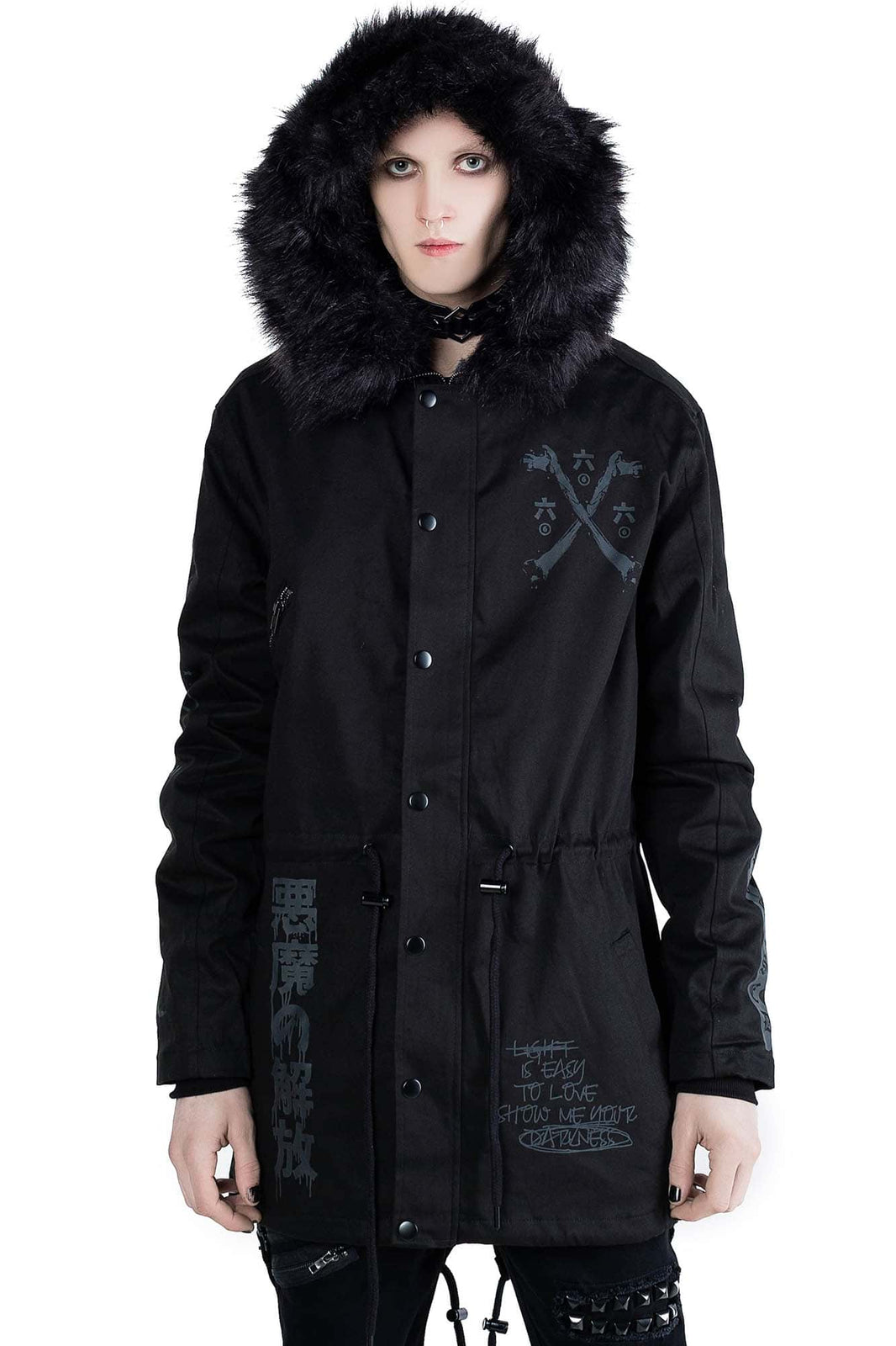 Wake From Death Parka Jacket