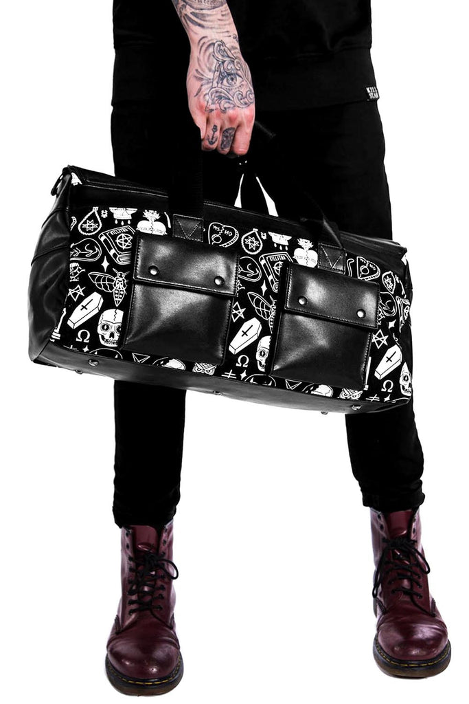 Wicked Duffle Bag [B]