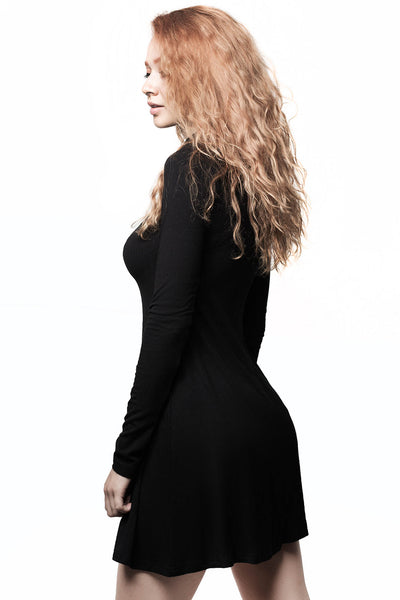 Witch Long Sleeve Dress